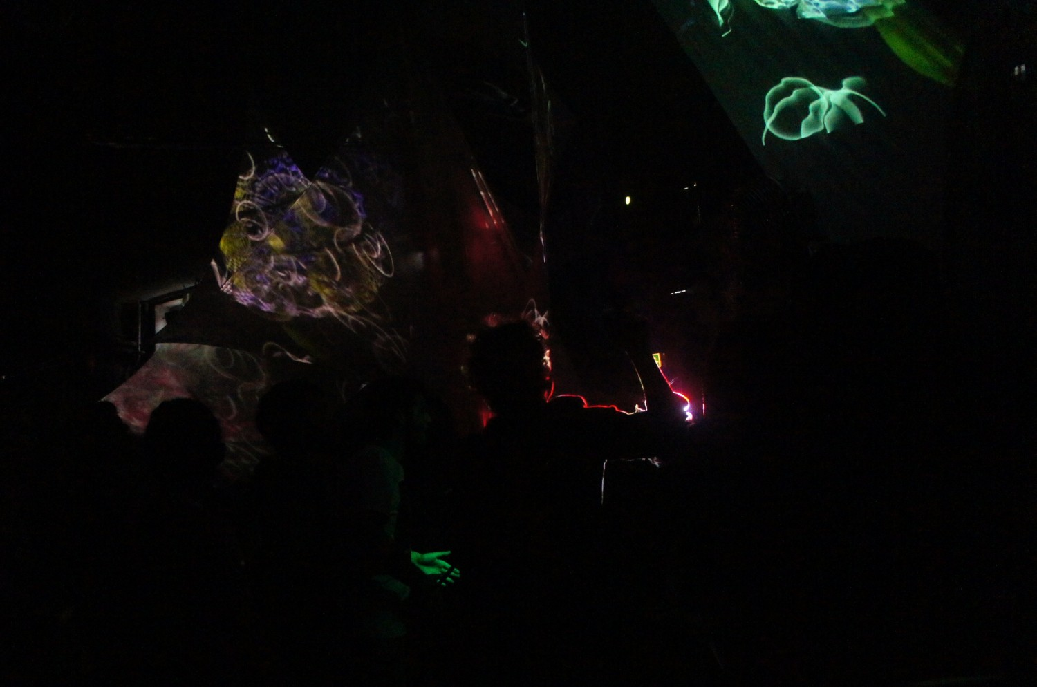 Berlin's techno scene from the inside, this time at Tempel Club.