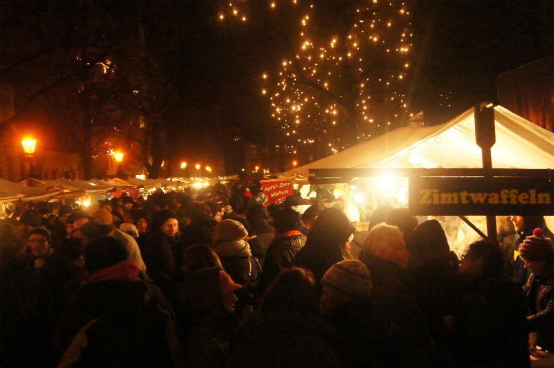 Alt-Rixdorfer Weihnachtsmarkt, Berlin