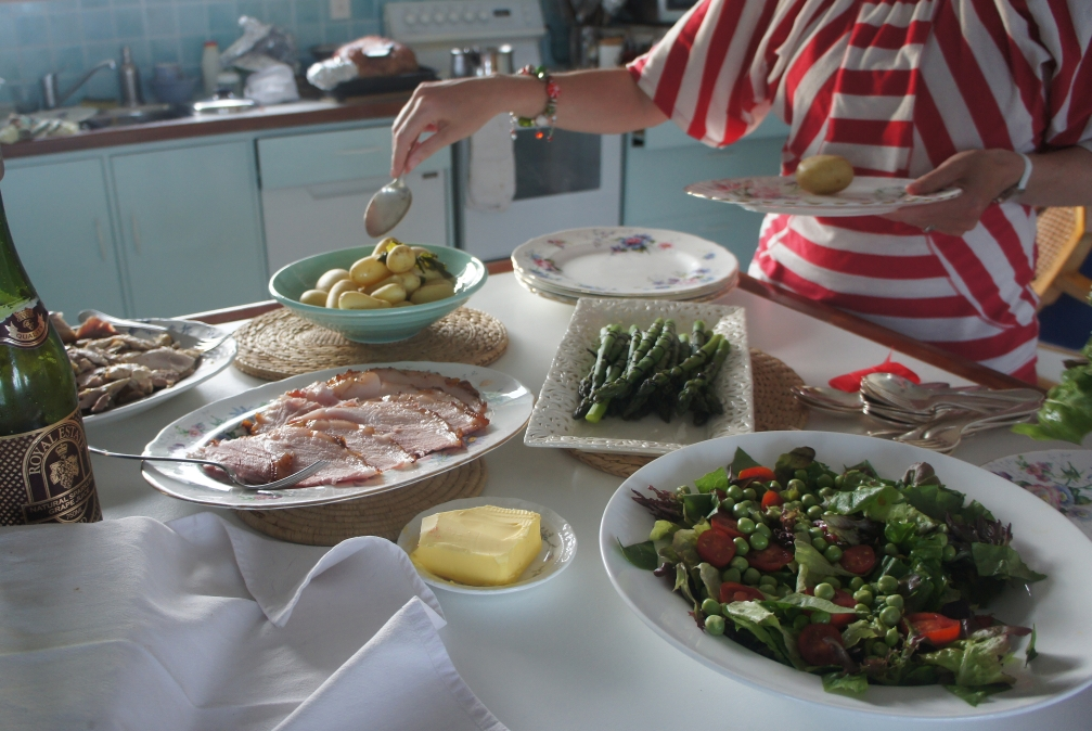 A Kiwi Chirstmas Lunch