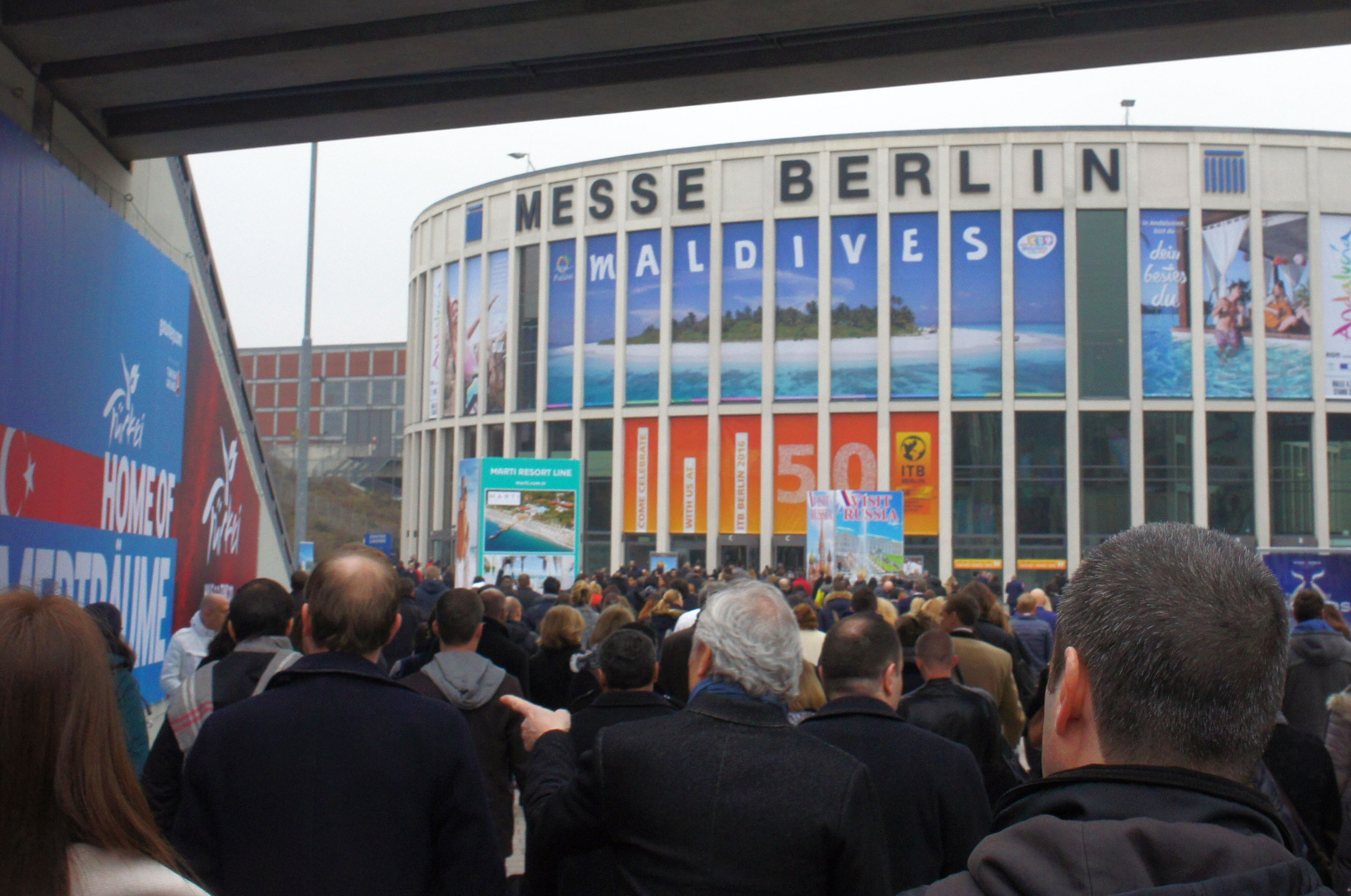 ITB 2016 Messe Berlin